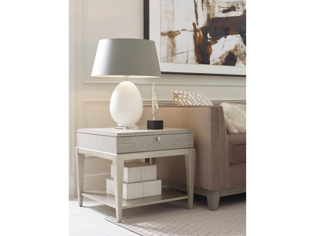 Rachael Ray Home by Legacy Classic CinemaSquare End Table