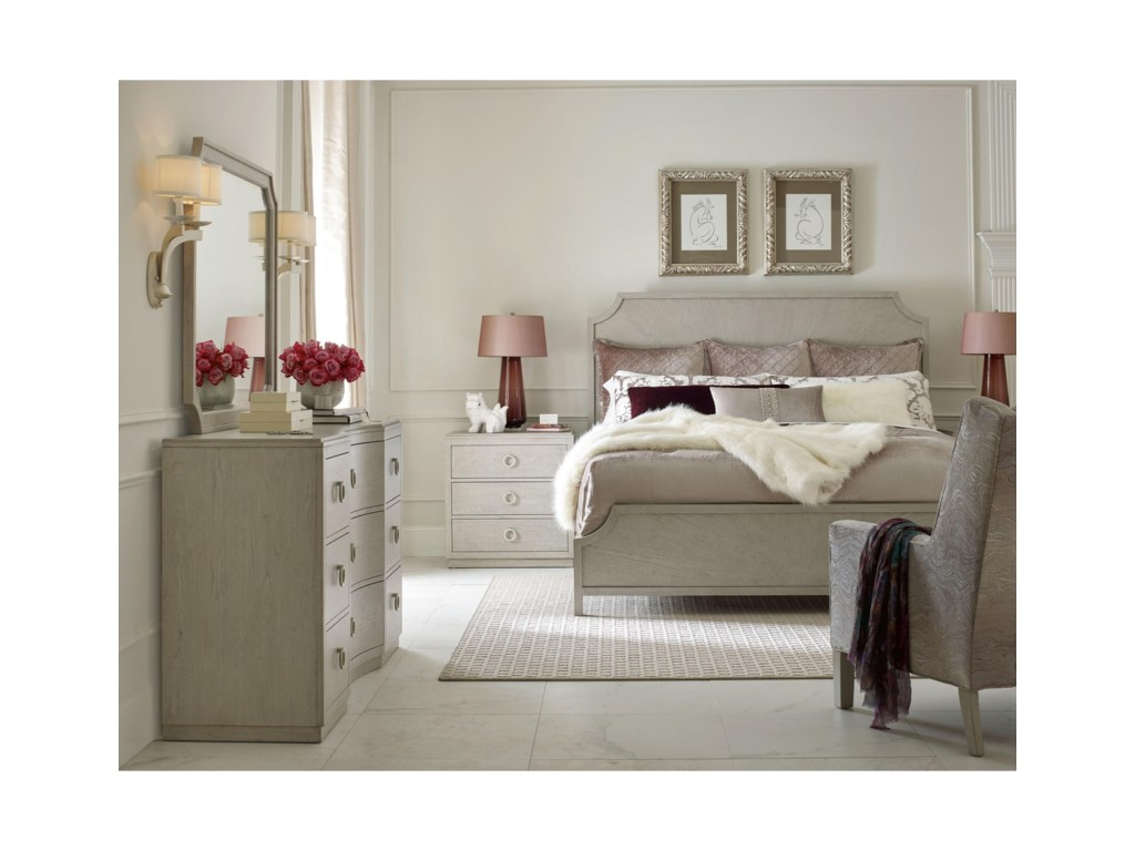Rachael Ray Home by Legacy Classic CinemaCA King Panel Bed