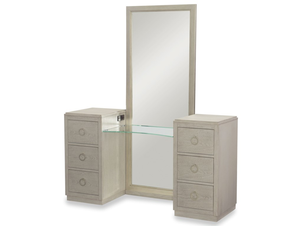 Rachael Ray Home by Legacy Classic CinemaVanity with Mirror