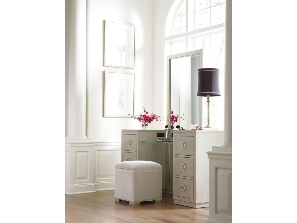 Rachael Ray Home by Legacy Classic CinemaVanity Stool