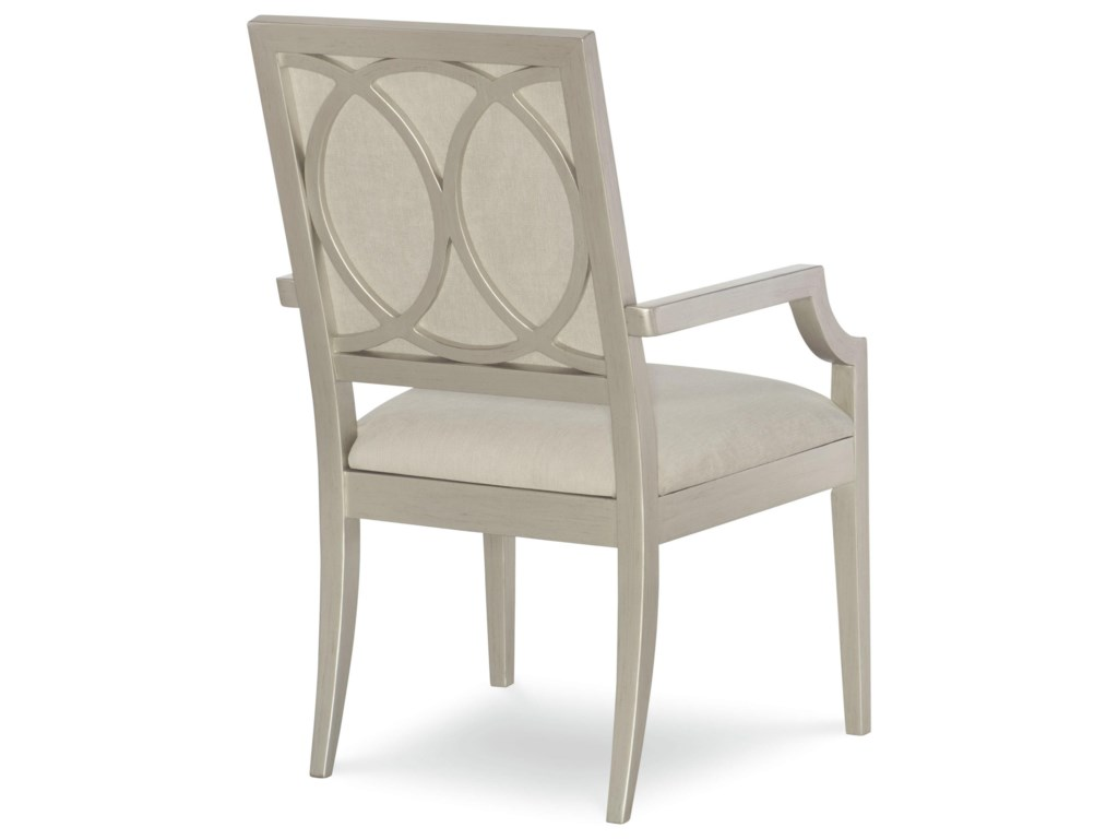 Rachael Ray Home by Legacy Classic CinemaUpholstered Arm Chair