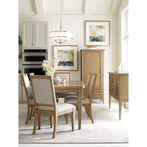 Rachael Ray Home by Legacy Classic Everyday Dining Casual Dining Room Group