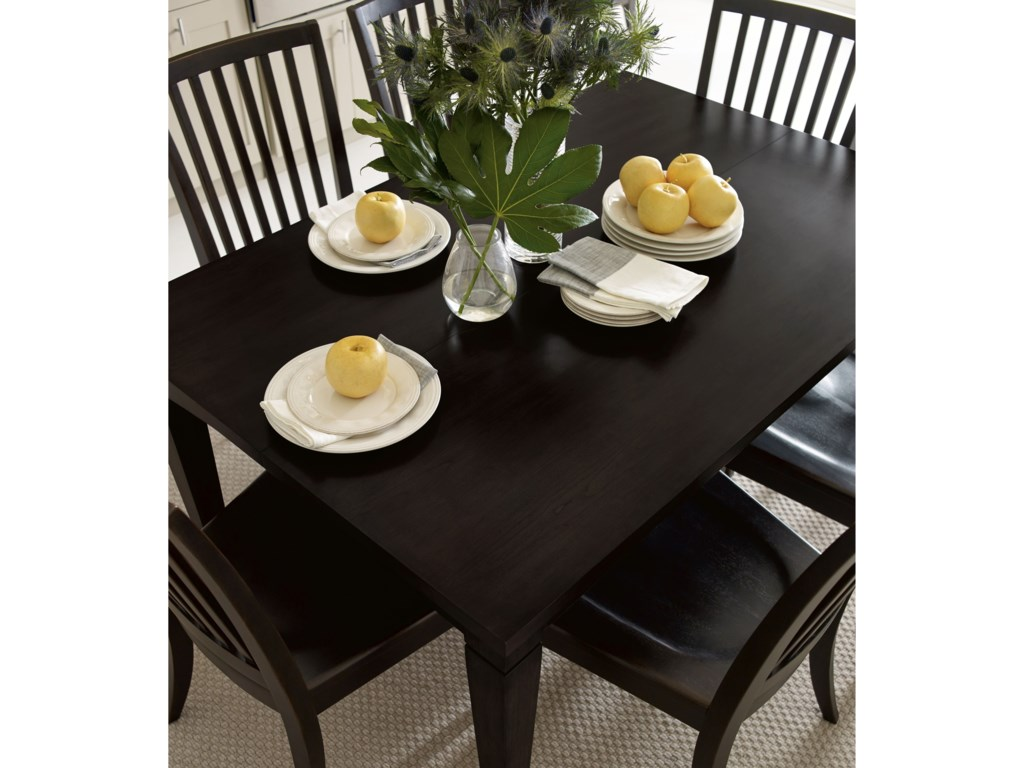 Rachael Ray Home by Legacy Classic RachaelRectangle to Square Leg Table