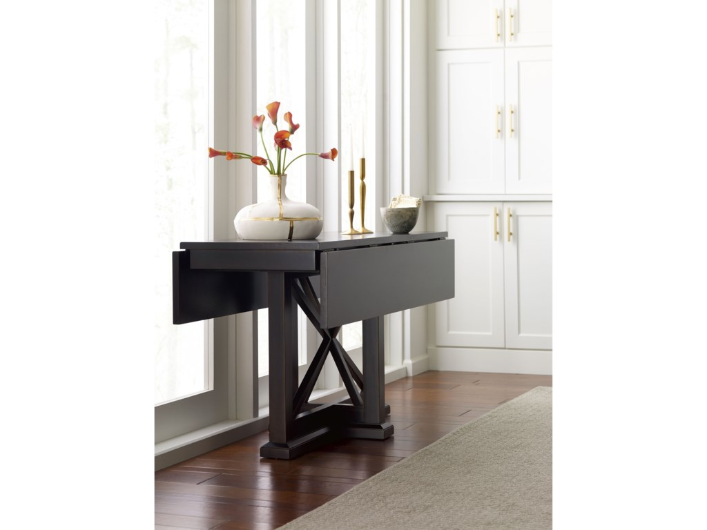 Rachael Ray Home by Legacy Classic Everyday DiningDrop Leaf Dining Table