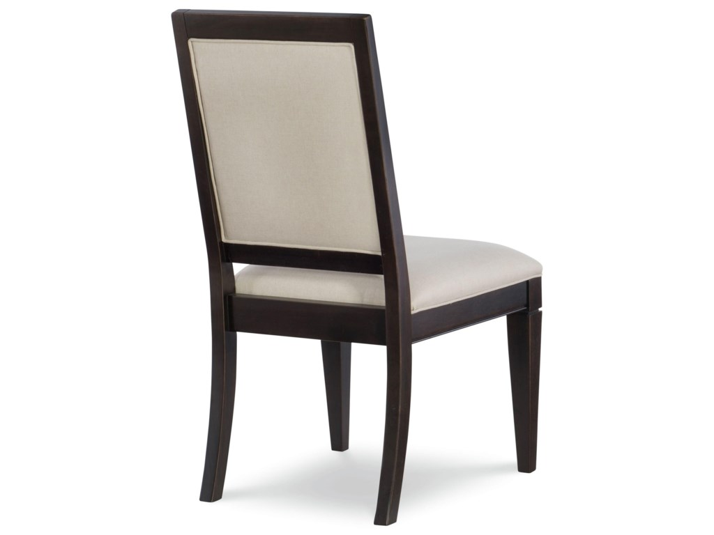 Rachael Ray Home by Legacy Classic RachaelUpholstered Back Side Chair