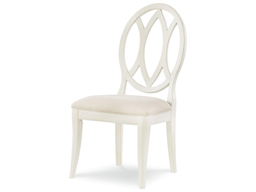 Rachael Ray Home Everyday DiningOval Back Side Chair