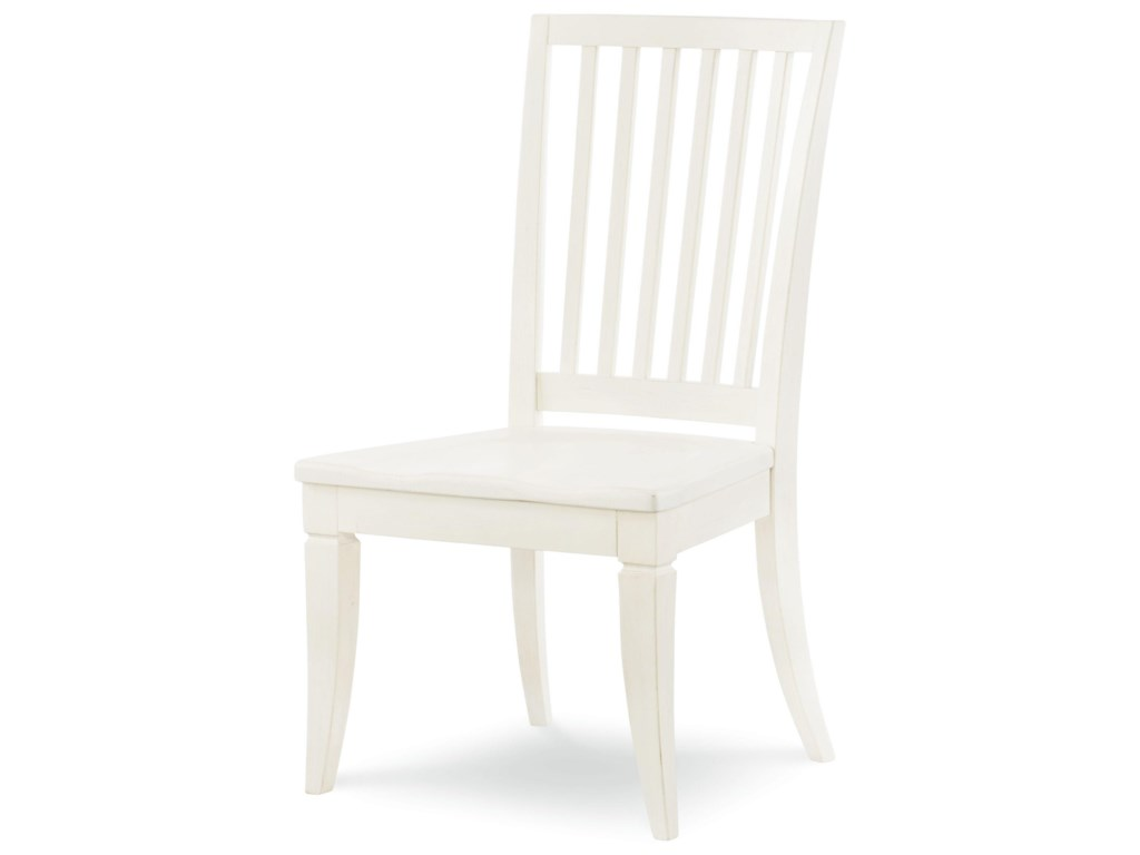 Rachael Ray Home by Legacy Classic Everyday DiningSlat Back Side Chair