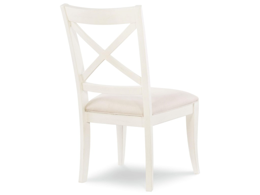 Rachael Ray Home by Legacy Classic Everyday DiningX Back Side Chair
