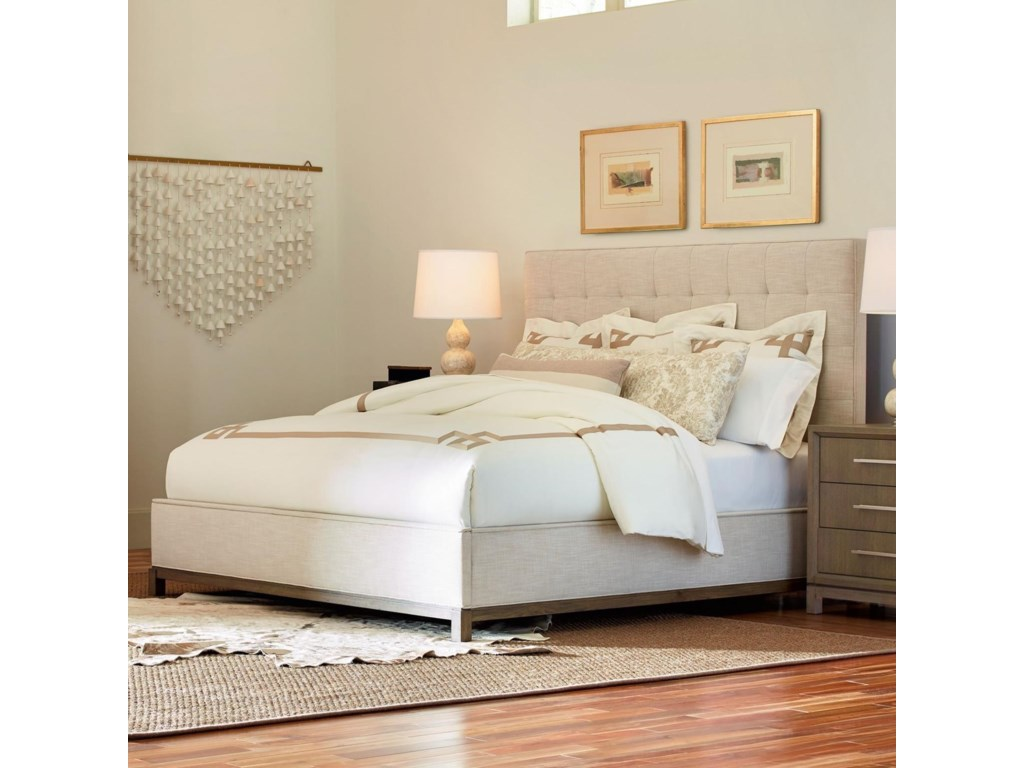 Rachael Ray Home by Legacy Classic HighlineKing Upholstered Bed