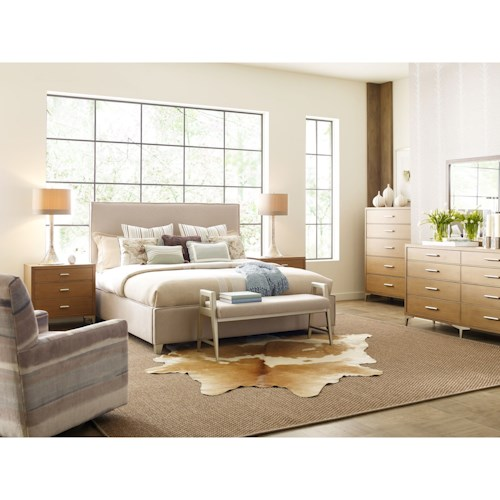 Rachael Ray Home by Legacy Classic Hygge  Queen Bedroom Group