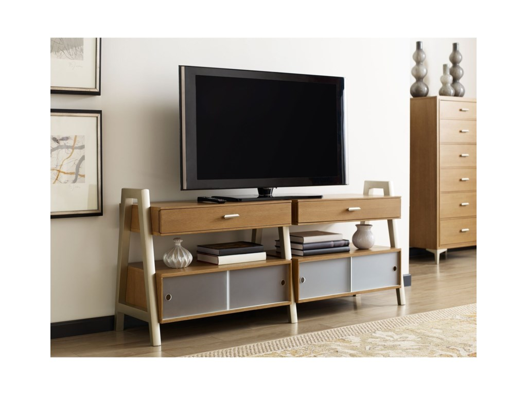 Rachael Ray Home by Legacy Classic Hygge Entertainment Center