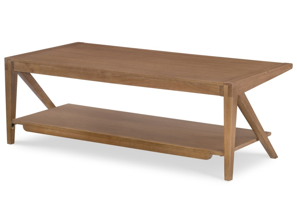 Rachael Ray Home by Legacy Classic Hygge Rectangular Cocktail Table