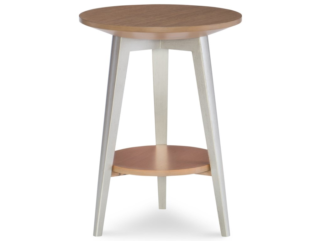 Rachael Ray Home by Legacy Classic Hygge Round End Table