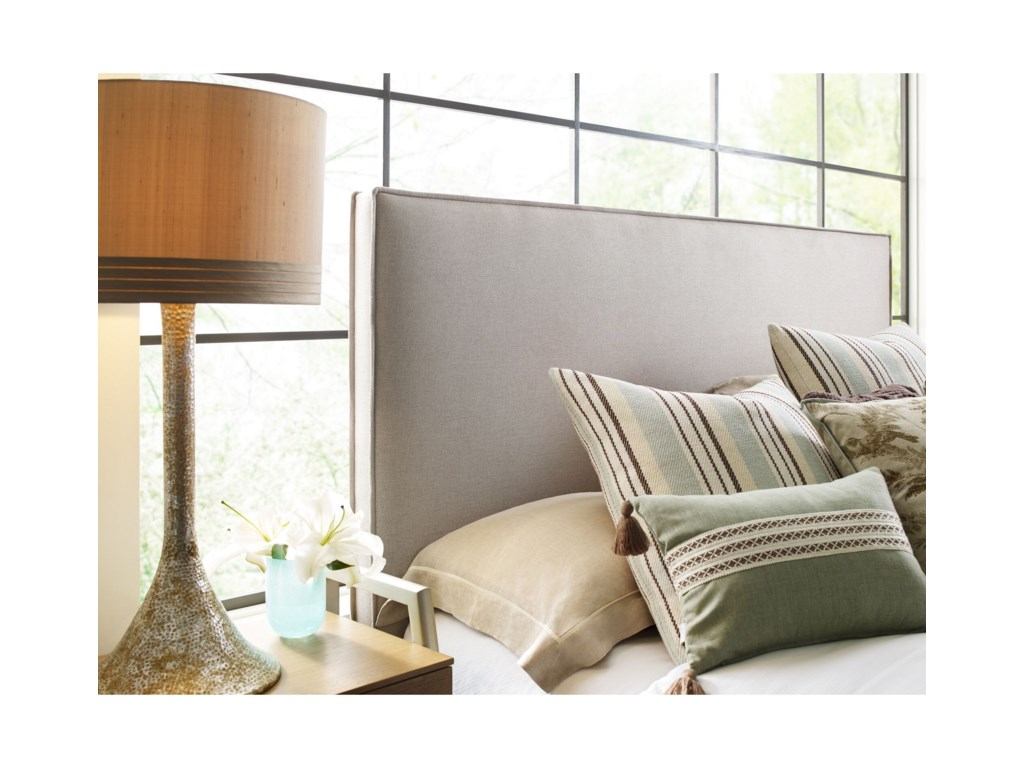 Rachael Ray Home by Legacy Classic Hygge Queen Upholstered Bed