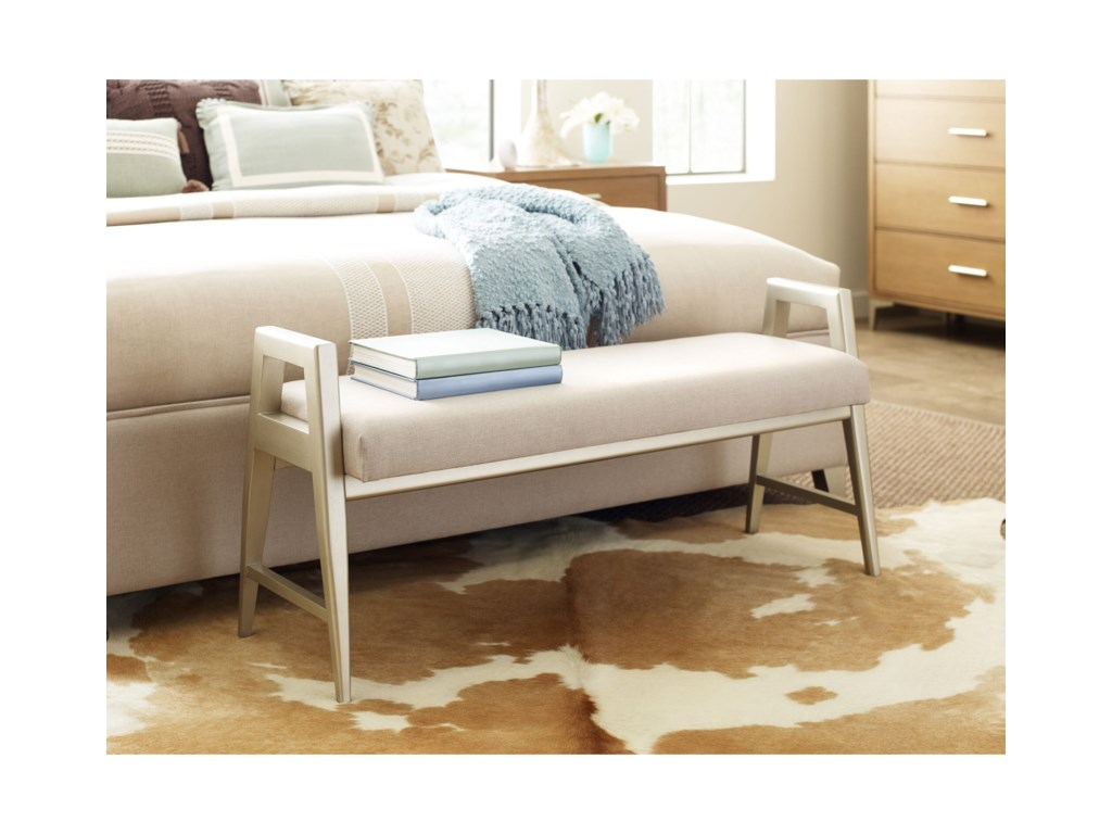 Rachael Ray Home by Legacy Classic Hygge Bed Bench