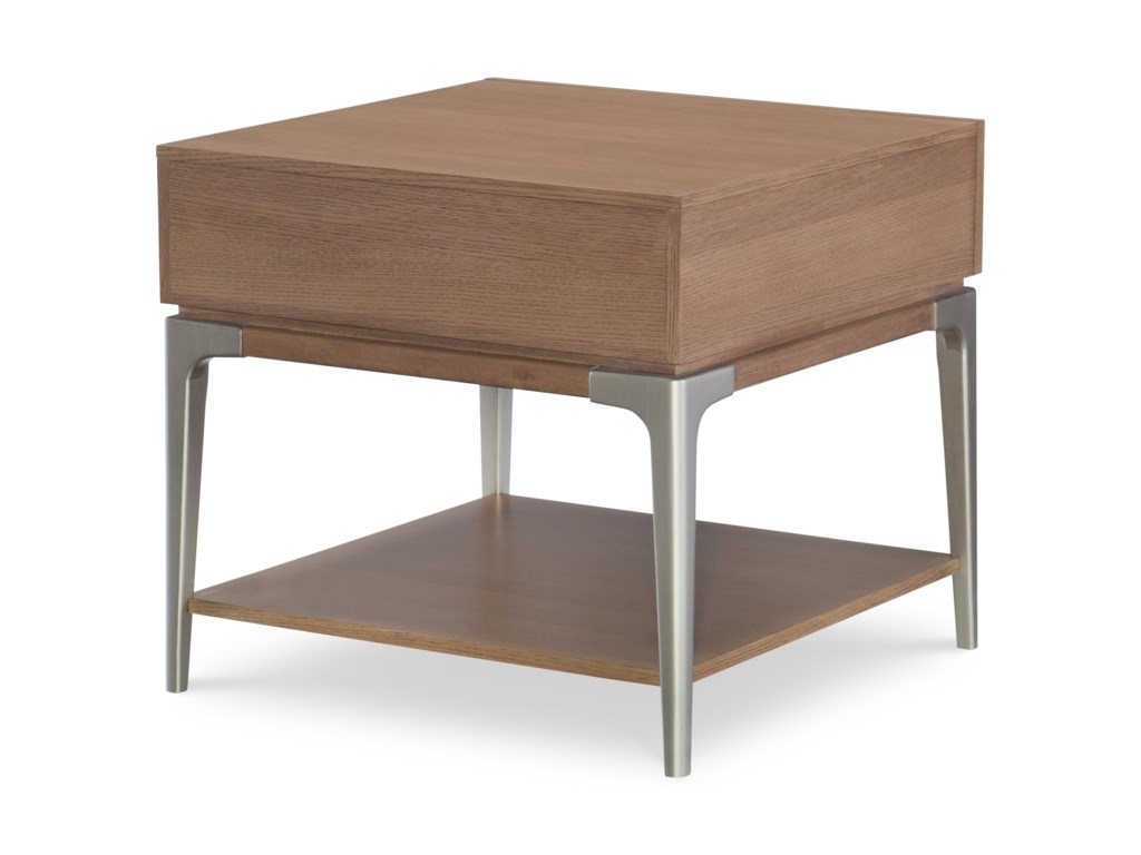 Rachael Ray Home by Legacy Classic Hygge Square End Table