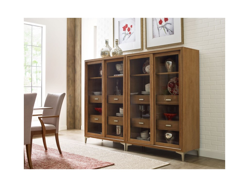 Rachael Ray Home by Legacy Classic Hygge Display Cabinet