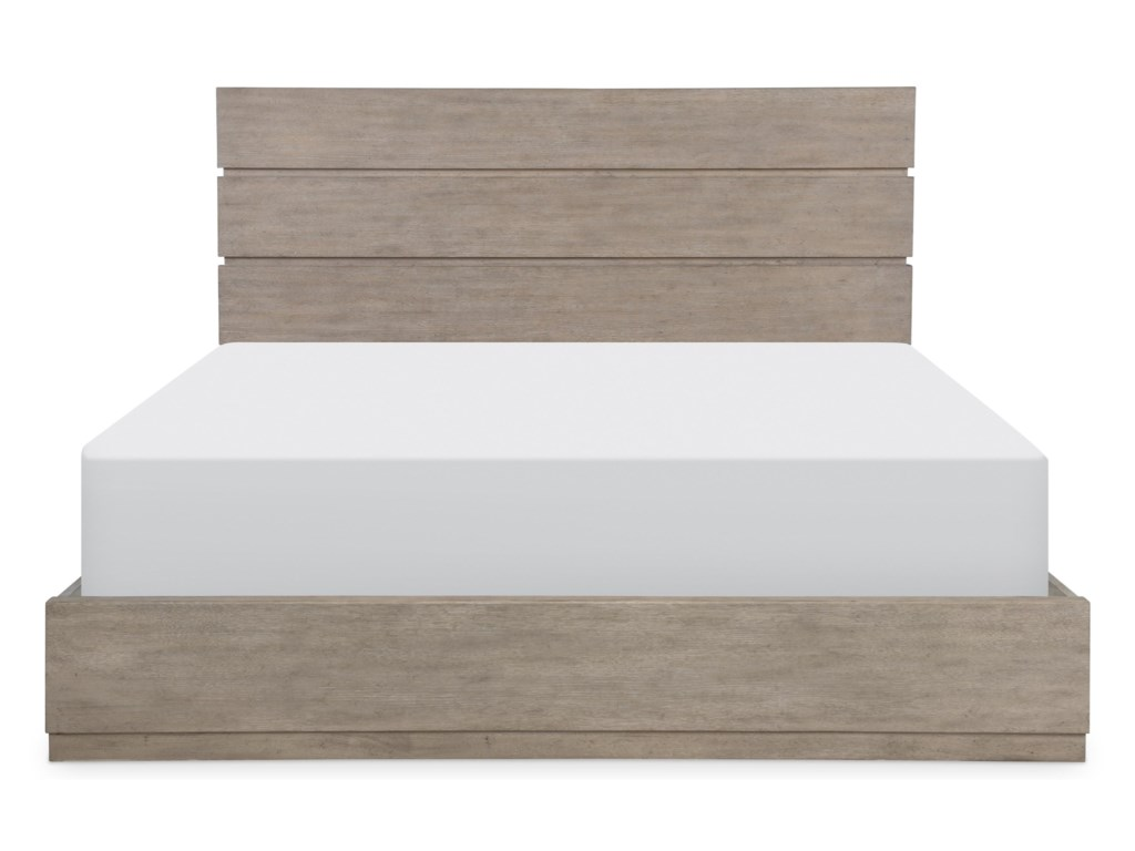Rachael Ray Home by Legacy Classic MilanoKing Low Profile Bed