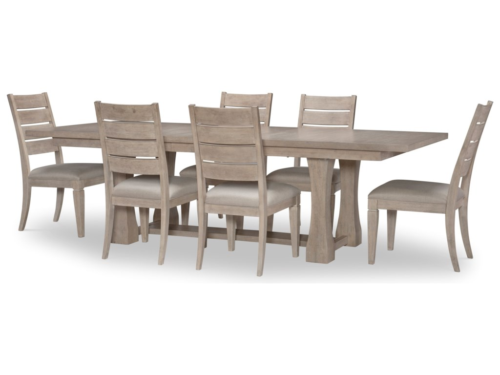 Rachael Ray Home by Legacy Classic Milano7-Piece Table and Chair Set