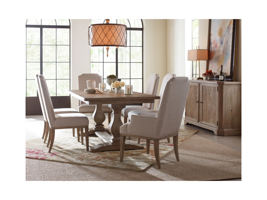 Monteverdi Formal Dining Room Group by Rachael Ray Home by Legacy Classic