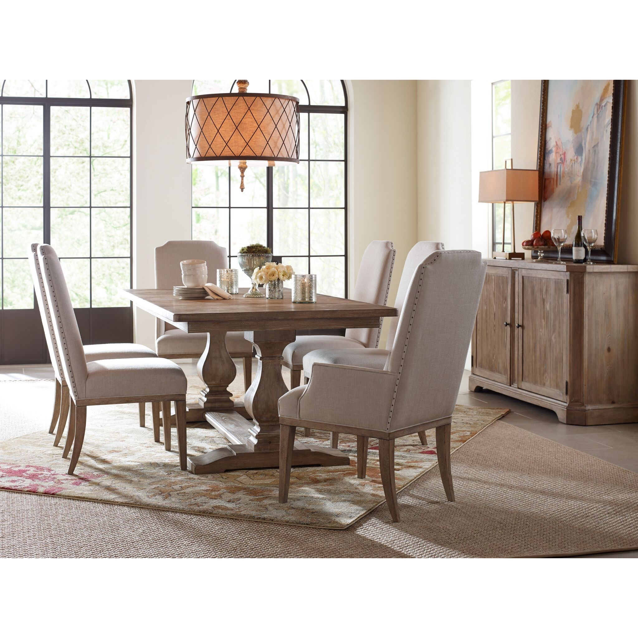 Rachael Ray Home By Legacy Classic Monteverdi Formal Dining Room Group