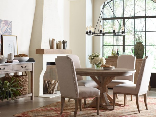 Rachael Ray Home By Legacy Classic Monteverdi Casual Dining Room Group