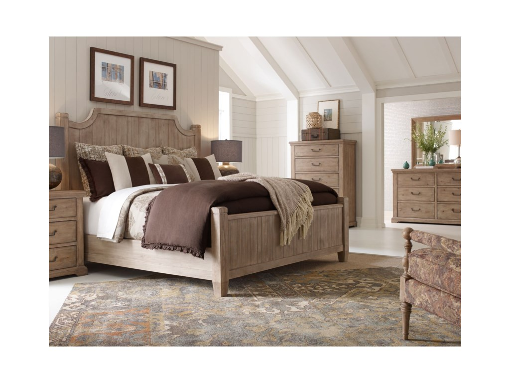 Rachael Ray Home by Legacy Classic Monteverdi Queen Bedroom Group