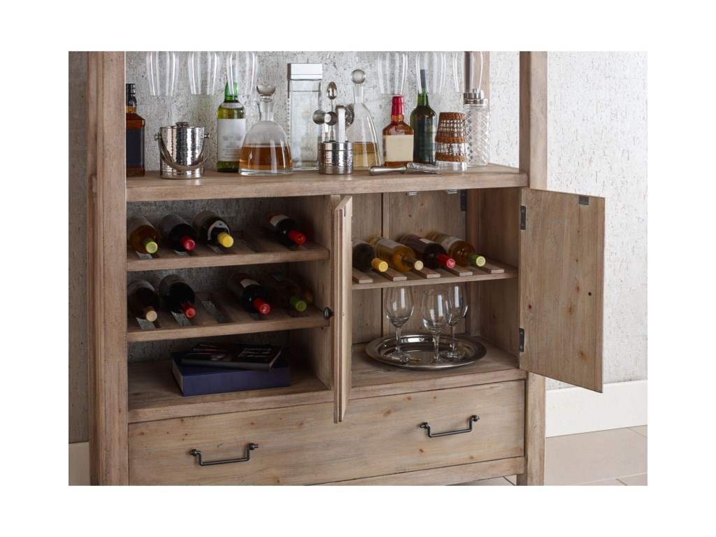 Rachael Ray Home by Legacy Classic Monteverdi Bar Cabinet