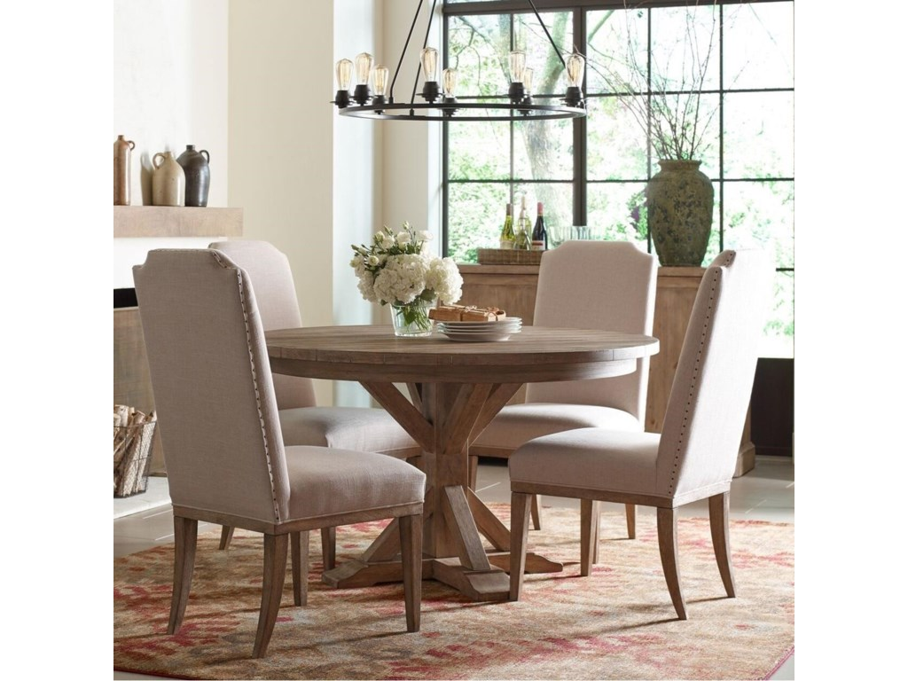 Rachael Ray Home by Legacy Classic Monteverdi 5 Piece Round Table ...