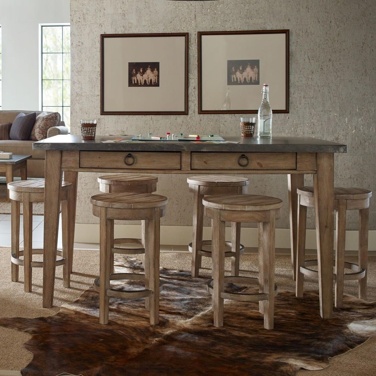Rachael Ray Home by Legacy Classic Monteverdi 7 Piece Pub Dining Set  sc 1 st  Belfort Furniture & Rachael Ray Home by Legacy Classic Monteverdi 7 Piece Pub Dining Set ...