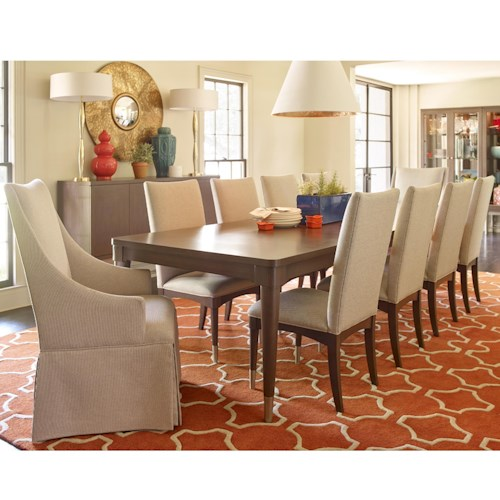 Rachael Ray Home By Legacy Classic Soho Dining Room Group Furniture Barn Formal Dining Room