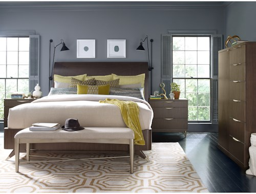 Rachael Ray Home by Legacy Classic Soho California King Bedroom Group