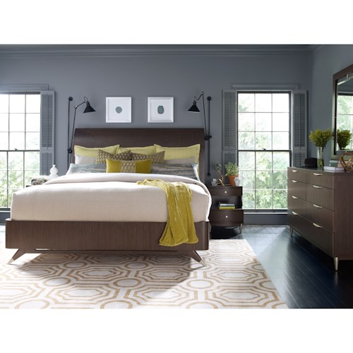 Rachael Ray Home by Legacy Classic Soho King Bedroom Group