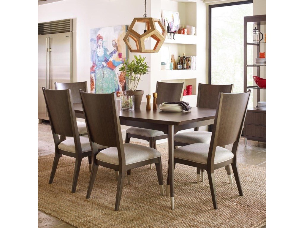 Rachael Ray Home Soho7 Piece Table And Chair Set