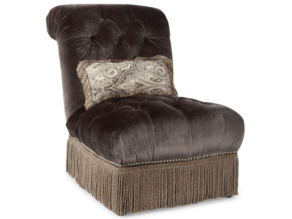 Rachlin Classics CleopatraAccent Chair
