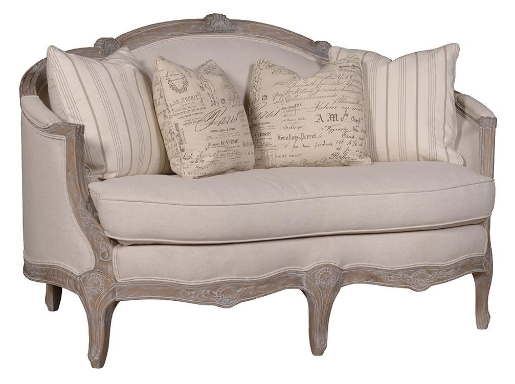 Affordable Rachlin Classics Colleen Settee With Furniture Stores Lafayette  La