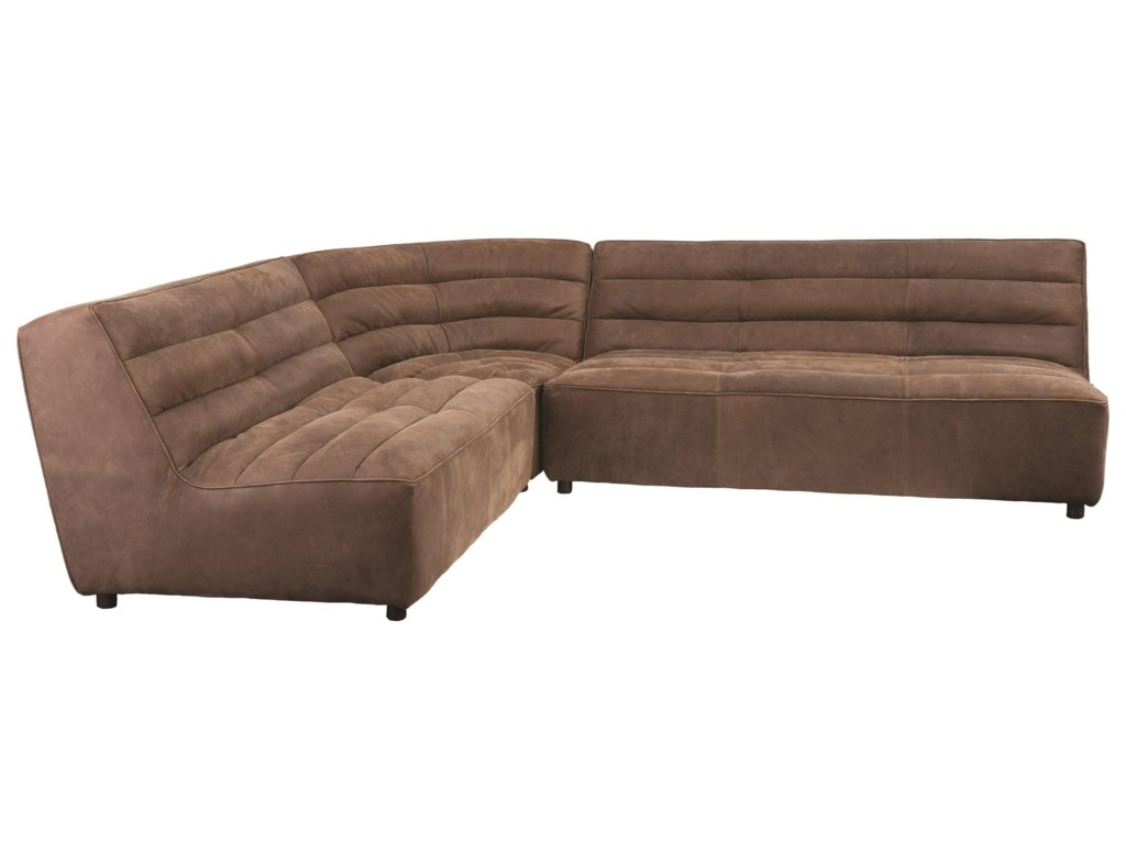 Rachlin Classics HarleyArmless Sofa