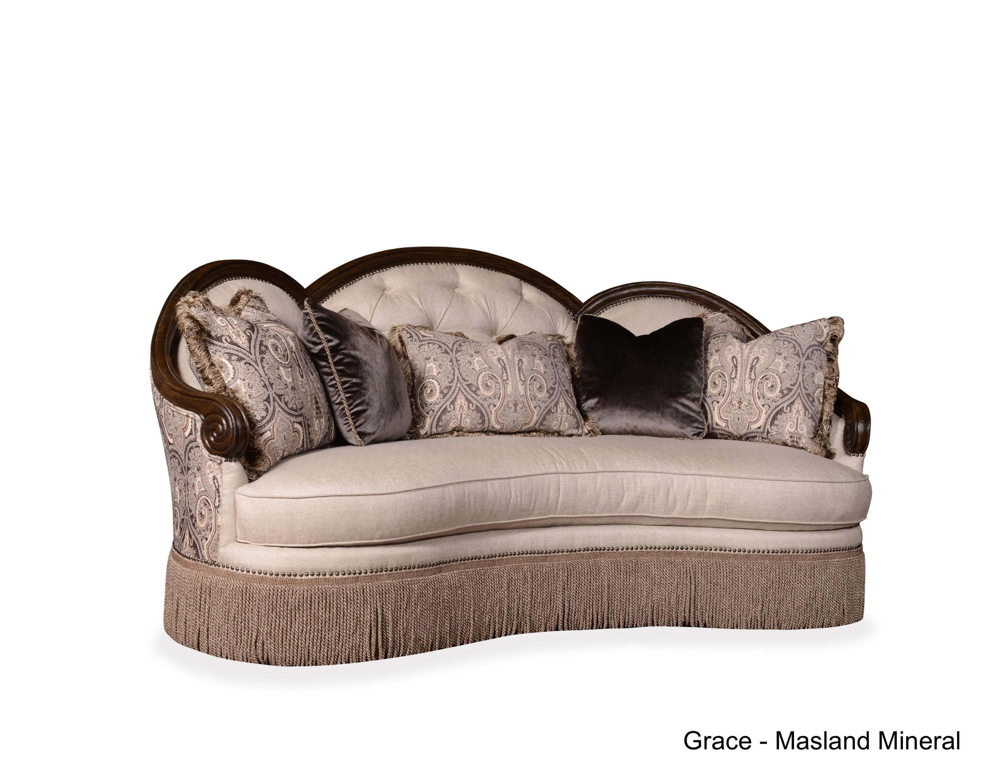 Grace Contemporary Sofa By Rachlin Classics