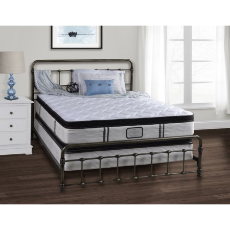 Queen PT Double Sided Innerspring Mattress