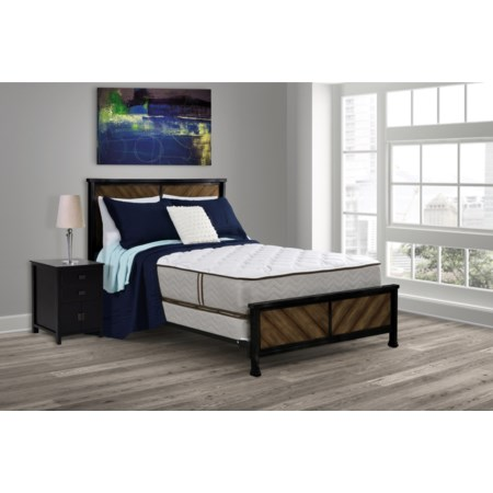 Queen Plush Premier DS Innerspring Mattress
