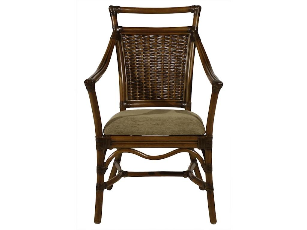 Ratana Jamaica BreezeDining Arm Chair