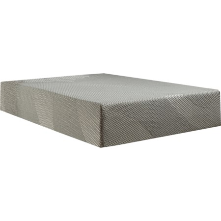 "Twin 14"" Gel Memory Foam Mattress"