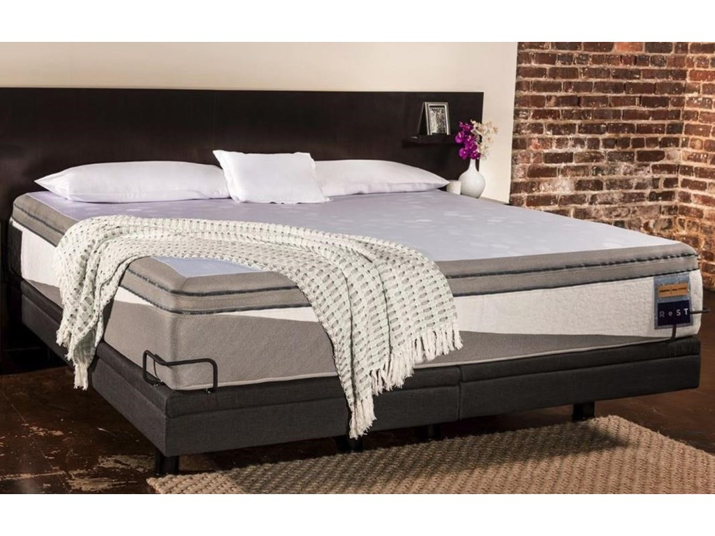 ReST ReST BedTwin Extra Long ReST Performance Bed