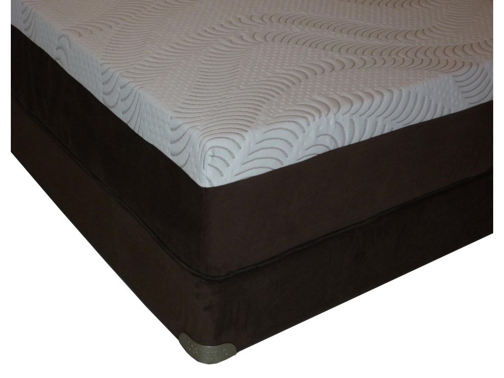 Restonic Advantage LatexTwin XL Latex Mattress Set