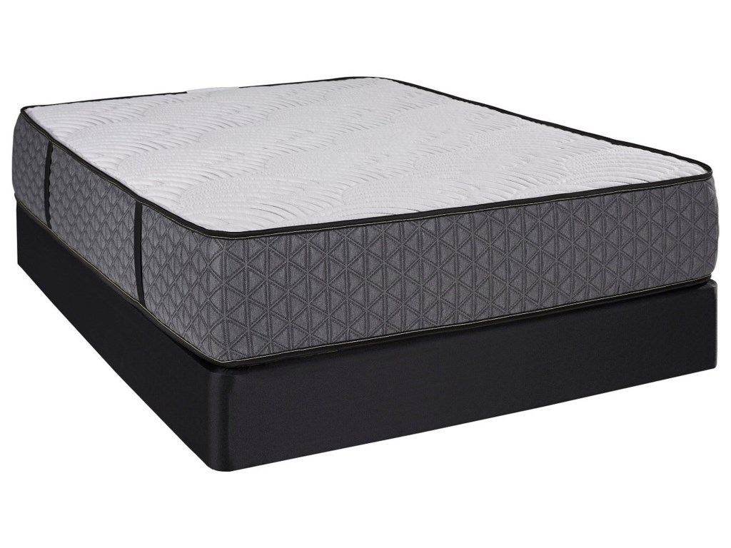 Restonic Aphrodite FirmTwin XL Pocketed Coil Mattress Set