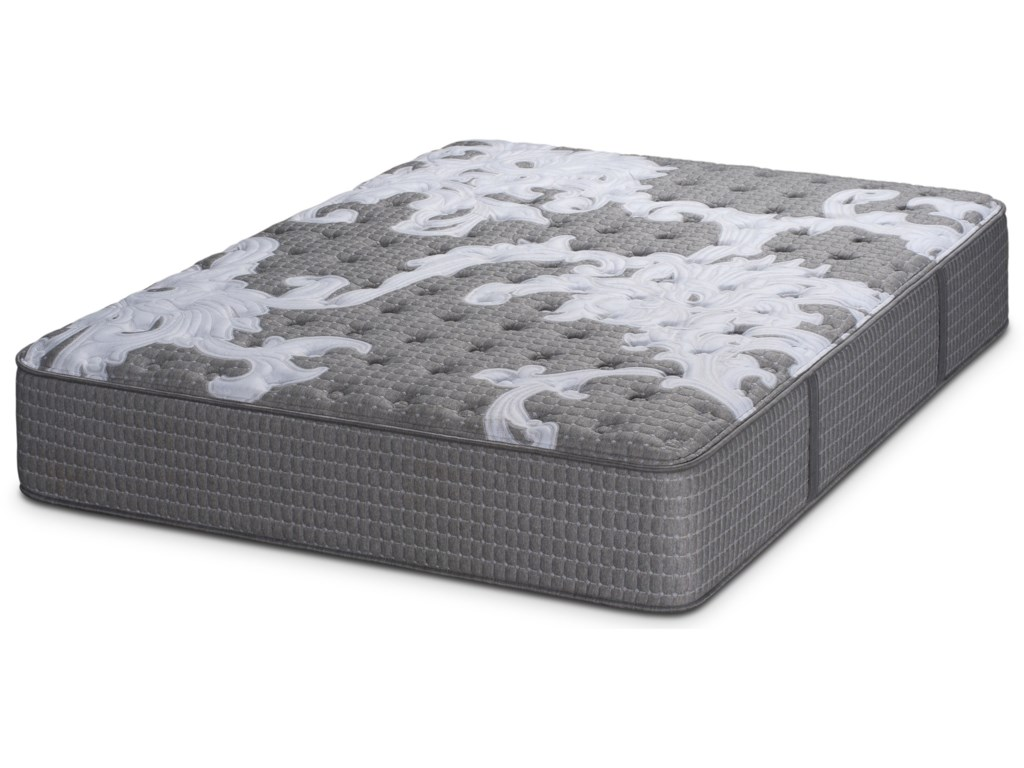 Restonic Beginning FirmTwin XL Pocketed Coil Mattress Set