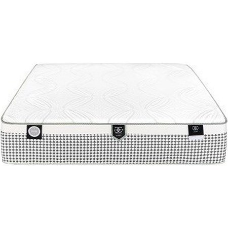 "King 14 1/2"" Plush Mattress"