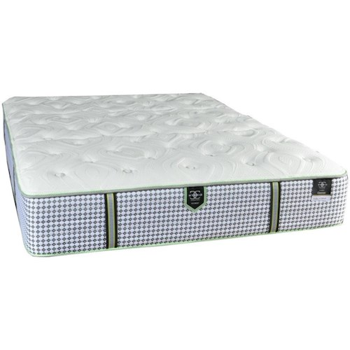 Restonic CC Gregory Firm Twin Extra Long Firm Hybrid Mattress