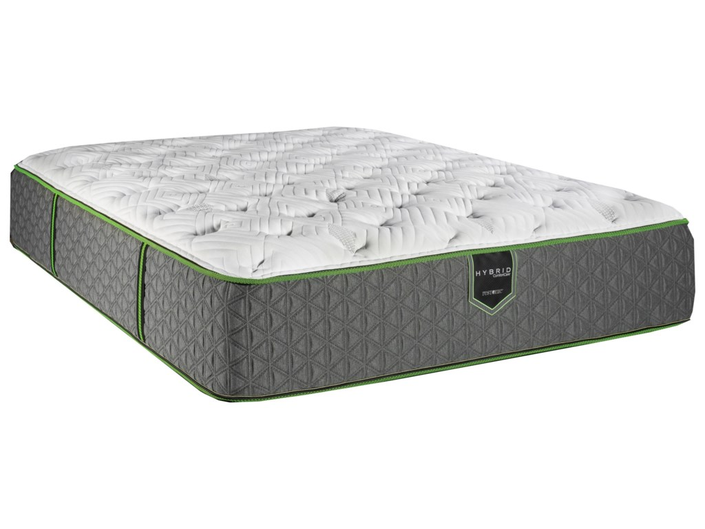 Restonic Cc Knight Hybrid Lux Firm Queen 14 Luxury Mattress