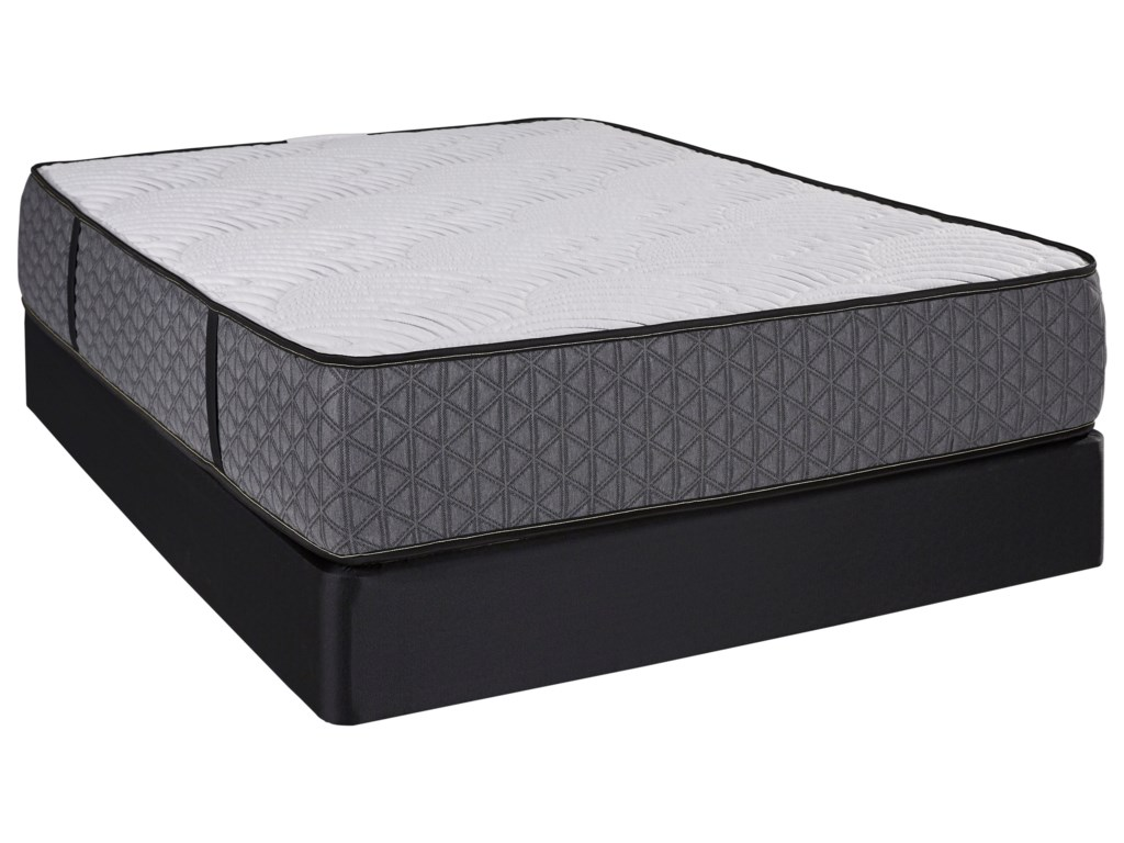 Restonic CC Kendra Luxury FirmQueen Luxury Firm Hybrid Mattress Set